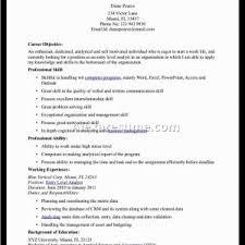 sample entry level healthcare resume unforgettable entry level