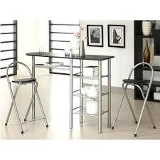 table haute avec tabouret pour cuisine table haute de cuisine best ensemble de noa table cuisine verre