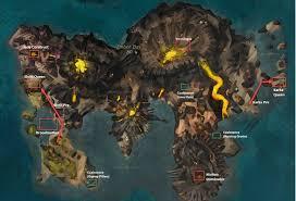 Hungry Shark Map Gw2 Rising Flames Achievement Guide Dulfy