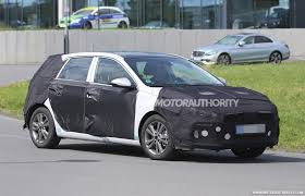 first hyundai n performance car to be based on next gen i30