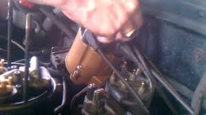 1995 chevy 5 7l v8 distributor cap and rotor button how to part 1