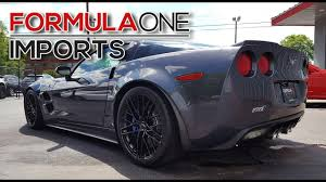 corvette zr1 2013 for sale 2009 chevrolet corvette zr1 for sale formula one imports