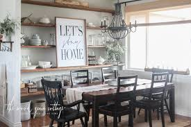 Summer Home Summer Home Tour The Wood Grain Cottage