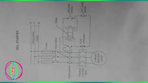 direct online starter wiring diagram the best wiring diagram 2017