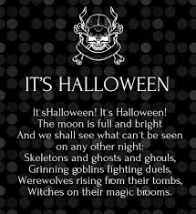 scary halloween status quotes wishes sayings greetings images cute halloween poems halloween pinterest halloween poems