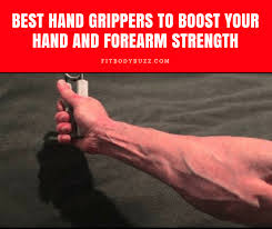 Best Forearm - best 6 grippers and exercisers to boost your forearm