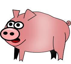 free pig clipart pictures clipartix