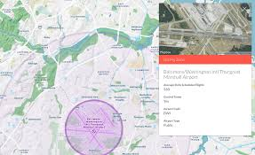 Map Dc Where Not To Fly A Drone In Washington D C U2013 The Official