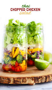 Meals In A Jar by 30 Salad In A Jar Recipes Wholefully