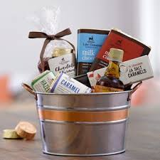 graduation gift baskets graduation gift ideas chocolate baskets slers libraries