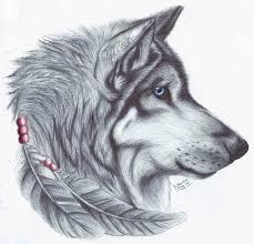 wolf design by icepaw99 on deviantart
