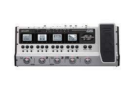 zoom g5 guitar effects u0026 amp simulator pedal zoom