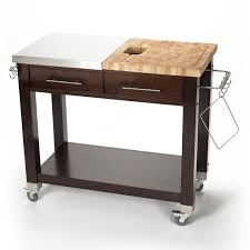 stainless steel butcher table kitchen islands chrome kitchen cart kitchen utility cart with