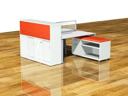 File Cabinet Seat Diamond Desk 120 3 Seat Workstation With Fabric Desk Dividers