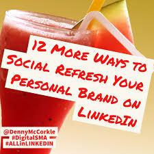 resume builder linkedin fake resumes on linkedin dalarcon com 12 more ways to social refresh your personal brand on linkedin