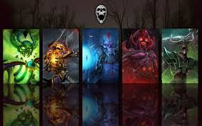 spooky screensaver spooky scary skeletons wallpaper dota2