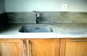 plan travail cuisine beton cire beton cire sur carrelage de cuisine beton cire sur carrelage cuisine