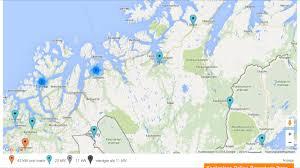 Tesla Supercharger Map Hilfe Einmal Zum Nordkap Aber Wo Lade Ich U2022 Tff Forum Tesla