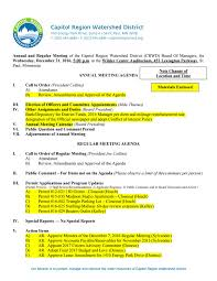 december 21 2016 annual and regular meeting packet by capitol