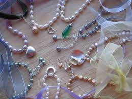 pearls plus jewellery by designer marilyn jones