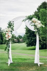 wedding flower arches uk wedding arch wedding flair
