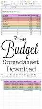 free budgets templates best 25 free budget template ideas on pinterest family budget