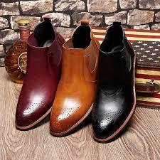s chukka boots on sale cheap de cuero para hombre de negocios vestido formal oxford