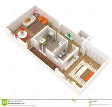 Floor Plans For Studio Apartments by Unique Apartment Design Plan For Apartments 3 Bedroom With