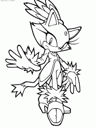 Best Free Sonic The Hedgehog Coloring Pages Vector Pictures Clip Free Sonic Coloring Pages