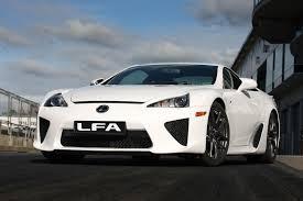 lexus manufacturer japan lexus lfa automotorblog