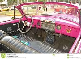 pink car interior pink buick interior editorial photography image 20550222