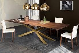 Wood Dining Room Spyder Wood Dining Table By Cattelan Italia Designer Italian Table