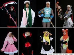 Muslim Halloween Costume Muslims Incorporating Hijabs Stunning Cosplay