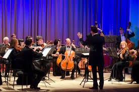 orchestre de chambre de orchestre de chambre de quatre saisons image éditorial image du