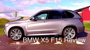Bmw X5 Facelift - 2017 bmw x5 f15 30d test drive review youtube