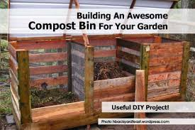 garden compost bin compost bin backyardfeast wordpress com 1jpg