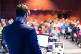 conference is attending a conference right for you