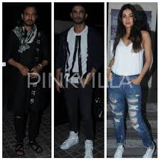 irrfan khan sushant singh rajput and sonal chauhan go dapper for