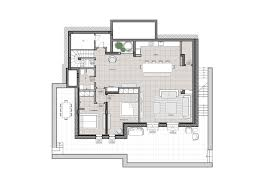 floorplan stone houses tinos