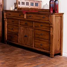 Sunny Designs Vineyard Extension Table by Sunny Designs 2322ro D Sedona Dresser In Rustic Oak Homeclick Com