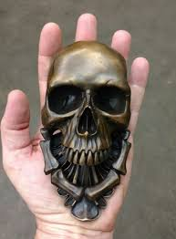 Unique Door Knockers by Skull Door Knocker Unique Skull Doorknocker