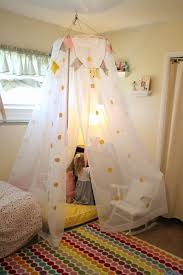 Hanging Canopy by Mommy Vignettes Diy No Sew Tent Canopy Tutorial