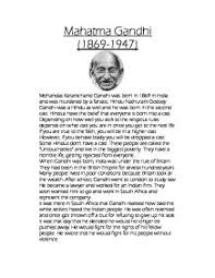 mohandas gandhi biography essay gandhi essay mohandas gandhi essay essay on mahatma gandhi in