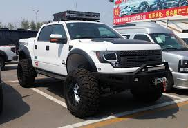 Ford Raptor Truck 2015 - file ford f series xii svt raptor crew cab facelift 001 china 2015