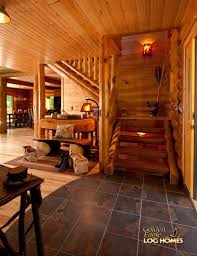 golden eagle log homes floor plan details lodge 2838al if