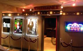Phenomenal Home Theater Decor Decorating Ideas in Home