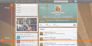 layout of twitter page twitter background dimensions 2013 twitter background size