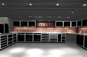 cool garage lighting ideas storage design throughout best best