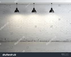 Concrete Ceiling Lighting by High Resolution Brick Concrete Room Ceiling Stock Photo 117165193