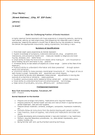 Dental Hygienist Resume Objective Example Of Resume Absolutely Smart It Resumes 11 It Director